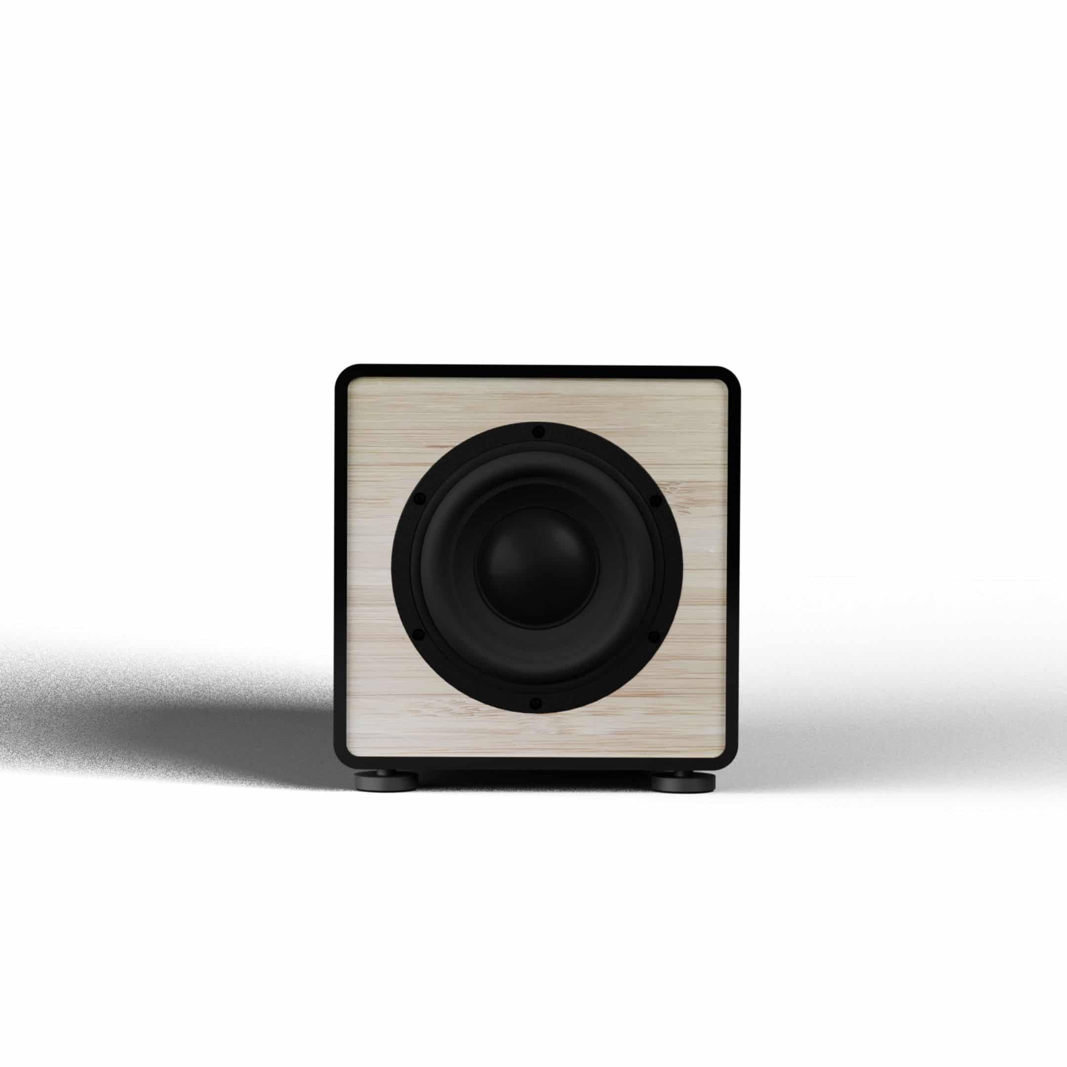 Hayat Audio Zero Black Front